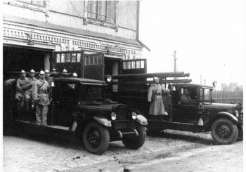 Сегодня отмечается 100 лет пожарной охране СССР