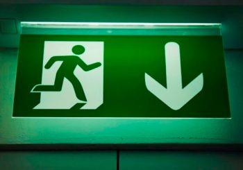 Правила безопасности при проведении эвакуации